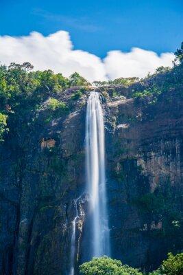 Plakat Diyaluma wodospad Sri Lanka