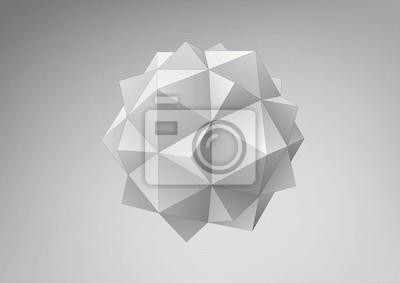 Dodecahedron-Icosahedron rysunek związek