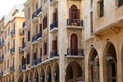Plakat Downtown Beirut