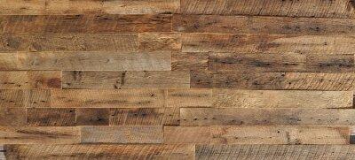 Plakat drewno odzyskane tekstury Panele ścienne