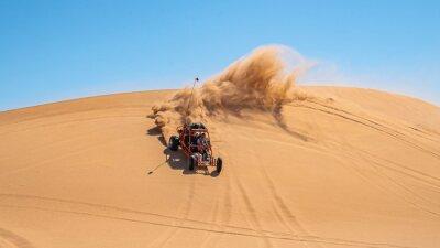 Plakat Dune Buggy In the Desert
