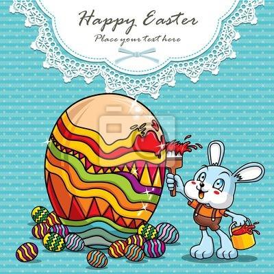 Easter egg szablon projektu