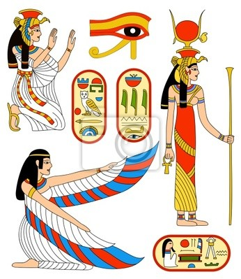 Egipska bogini Isis