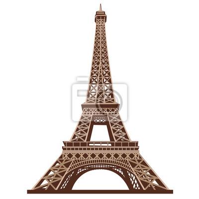 Plakat Eifel Tower