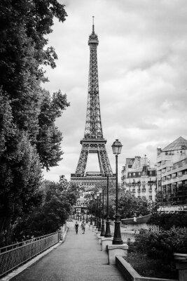 Plakat Eiffel Tower Against Sky