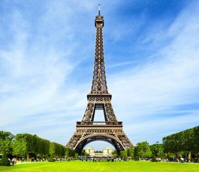 Plakat Eiffel Tower - Paris