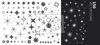 Plakat étoile