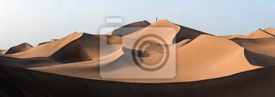 Plakat Fotograf nad wydmami