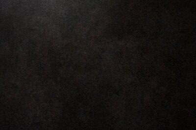 Plakat Full Frame Shot Of Black Table