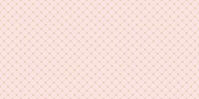 Plakat Gold minimal floral geometric seamless pattern. Simple vector gold and pink abstract background with small flowers, tiny crosses, grid, lattice. Subtle minimalist repeat texture. Luxury geo design