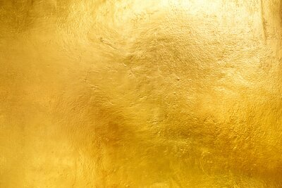 Plakat Gold shiny wall abstract background texture, Beatiful Luxury and Elegant