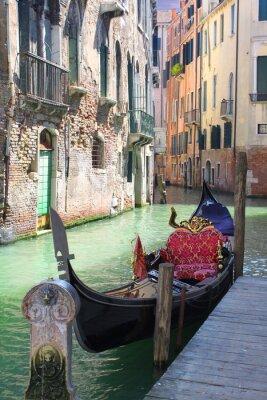 Plakat Gondola Venezia