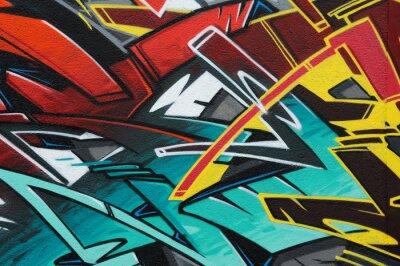 Plakat Graffiti 10