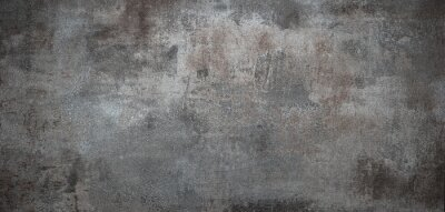 Plakat Grunge metal tekstury