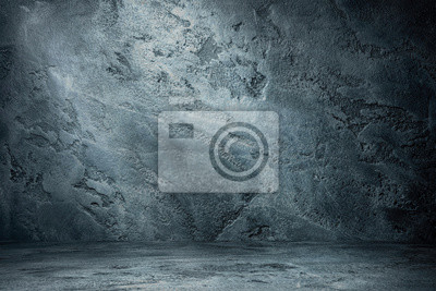 Plakat Grunge wall of the. Textured background