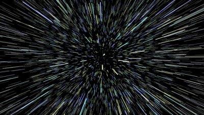 Plakat Gwiazdy Pól Przenośny
