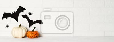 Plakat halloween decoration