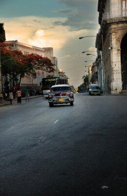 Plakat Havana miasta