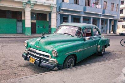 Plakat Havana Ulica