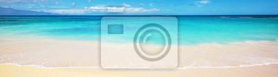 Plakat Hawajska plaża