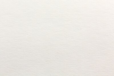 Plakat highly-textured white watercolor paper. paper texture for artwork