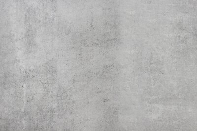 Plakat Horizontal design on cement and concrete texture for pattern and background. Polished concrete texture background loft style raw cement. Closeup of rough gray textured grunge background.