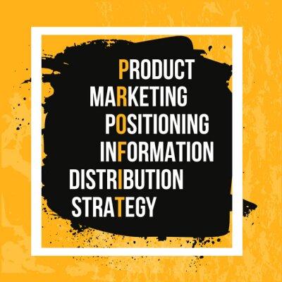 Plakat Inspirujący cytat motywacyjny na temat zysku. Wektor typografii plakat i t-shirt, wystrój biura. Trudnej sytuacji tło