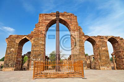 Plakat Iron Pillar, Indie