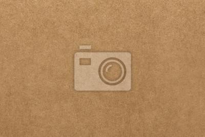 Plakat Jasnobrązowa Kraft papieru tekstura dla tła