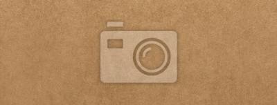 Plakat Jasnobrązowy papier pakowy tekstury transparent tło