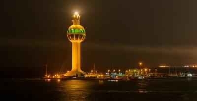 Plakat Jeddah Port Control Tower
