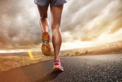 Plakat Jogging