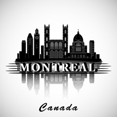 Plakat Kanada
