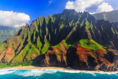 Plakat Kauai na Hawajach