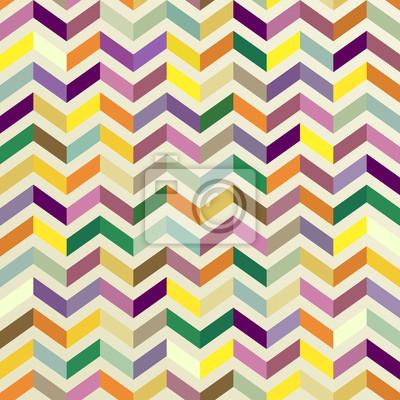 Plakat kolorowe abstrakcyjne geometryczne tło wzór, bez szwu
