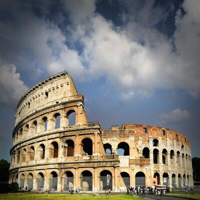 Plakat Koloseum, Rzym