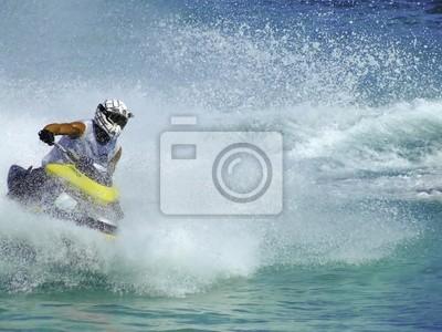 Plakat Konkurs skuter wodny