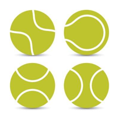 Plakat Konstrukcja Tenis