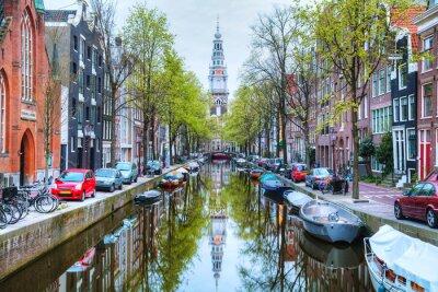 Plakat Kościół Zuiderkerk w Amsterdamie