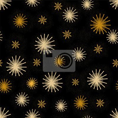 kosmiczna gwiazda wektor wzór