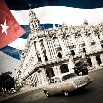 Plakat Kuba