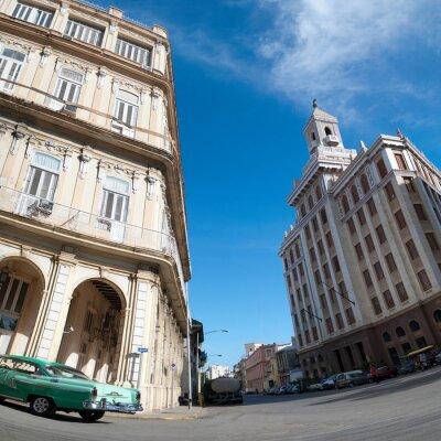 Plakat La Havane, Kuba