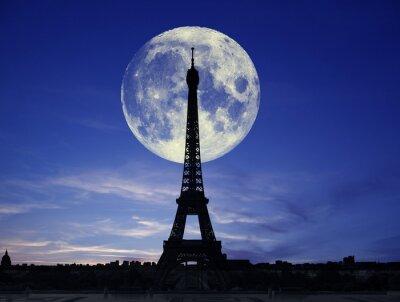 Plakat La tour e la luna