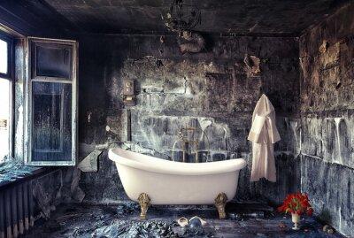 Plakat łazienka