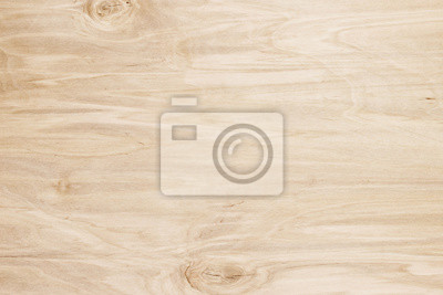 Plakat Lekka tekstura drewniane deski, tło naturalna drewno powierzchnia