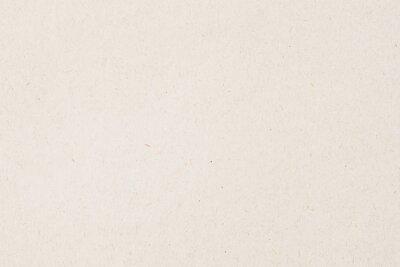Plakat Light beige texture of paper, delicate shade for artwork. Modern background