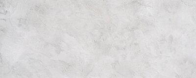 Plakat Light gray rough grainy stone texture background