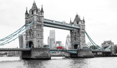 Plakat London Tower Bridge