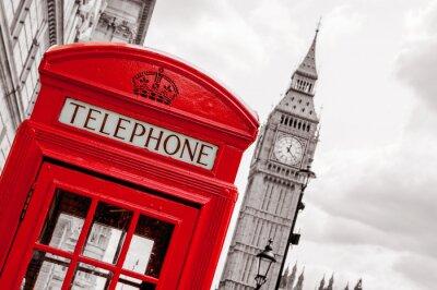 Plakat Londyn, Wielka Brytania