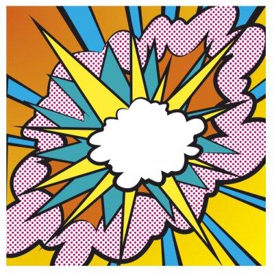 Plakat Lubiący Pop art 3